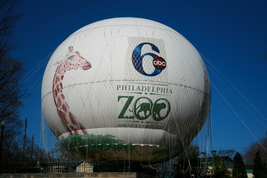 Philadelphia Zoo Balloon 13 x 19 Unmatted Photograph - $35.00