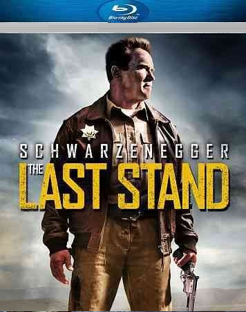 The Last Stand (Blu-ray, 2013)