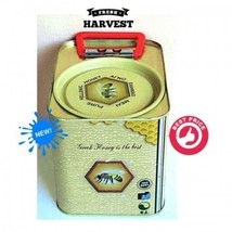Flower Raw Honey TinCan 4800g mountain Rsiloriti Crete island NEW HARVEST - $97.52