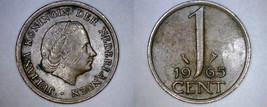 1965 Netherlands 1 Cent World Coin - $3.49
