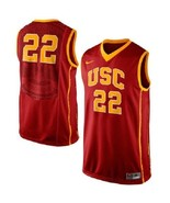 SOUTHERN CALIFORNIA TROJANS BASKETBALL JERSEY-YOUTH NIKE- ALL SIZES--NWT - $29.98