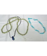 Generic Miscellaneous Jewelry Necklaces Earrings Bracelets Lot of 17  * ... - $20.74