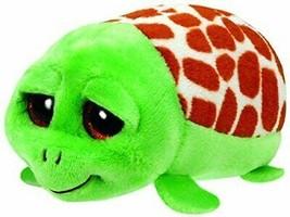 Ty Cruiser Turtle - Teeny 4 inch - Stuffed Animal (42143) Beanies - $9.79