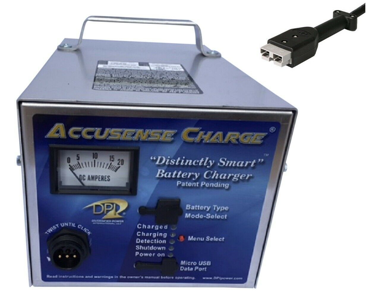 Ez Go Golf Cart Battery Charger (2010s): 3 listings  Volt Golf Cart Battery Charger With Crows Foot Plug on