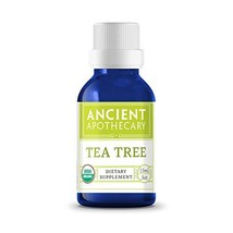 Ancient Apothecary Certified Organic and Therapeutic Grade Tea Tree Essential Oi