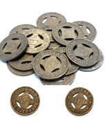 15x Buffalo New York NFT  Good For One City Fare Token Transit Authority... - €88,03 EUR