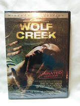 Wolf Creek (DVD, 2006, Unrated) New Sealed image 1