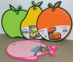 Fruit Vegetable Salad Chopping Board Cutting NonSlip Food Preparation Ki... - $9.64