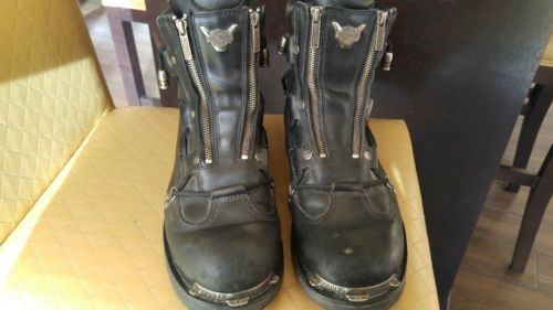 853160c6459d Harley Davidson HD motorcycle boots size 12 and 33 similar items. 12