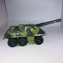 GI Joe Self Propelled Cannon Slugger Tank ARAH Vehicle Hasbro Vintage 1984 - $49.49