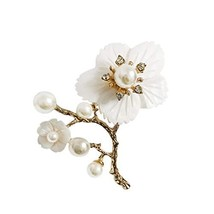 Joyci Stylish Bouquet Brooch Exquisite Sweater Pin Jewelry Flower Pin fo... - $14.01