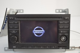 2011-2014 Nissan Cube Navigation  Radio Cd Mp3 259151FS0A TESTED M39#019 - $198.00