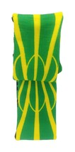 NIKE Dri-Fit Performance Oregon Ducks Socks sz L Large (8-12) Green image 2