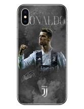 Italy Football iPhone X Juventus cristiano ronaldo CR7 Phone Case For iP... - $14.10