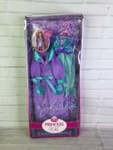Disney Princess & Me Ariel Little Mermaid Royal Sleepwear Ensemble Outfit Doll - $59.40