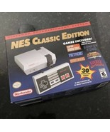 Nintendo NES Classic Mini 2018 Edition Modded with 800 Games USA NEW Aut... - $98.95