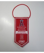 Los Angeles Angels of Anaheim American League Division Champions Small B... - $9.99