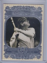 BABE RUTH 1999 Upper Deck Century Legends Memorable Shots #HR1  (B8888) - $6.26
