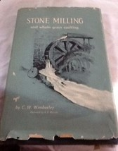 Vintage 1965 SW Texas History C. W. Wimberly Stone milling Whole Grain R... - $214.86