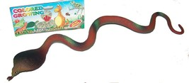 JUMBO 12 INCH GROWING COBRA SNAKE magic toy grow expanding NOVELTY snake... - $4.47