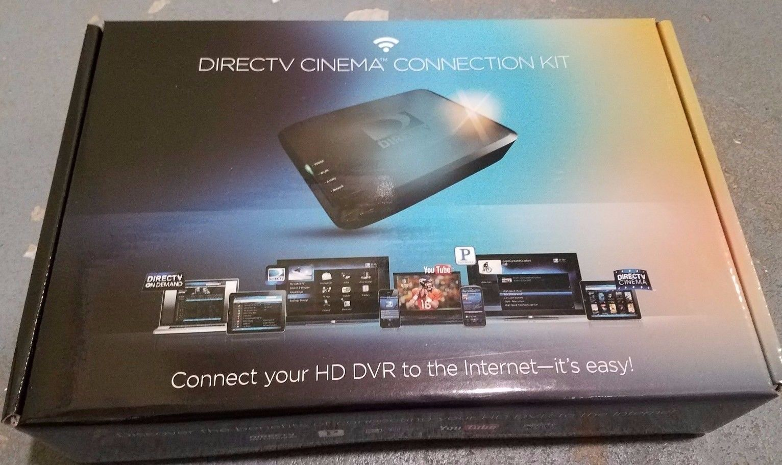 Tivo Tcd652160 160 Gb Dvr Wiring Library Diagrams New Directv Cck Wireless Deca Wi Fi Hd Connection Kit On Demand Dcaw1r0