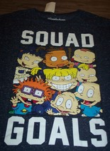 Vintage Style Nickelodeon Rugrats T-Shirt Large New w/ Tag Tommy Angelica - $19.80
