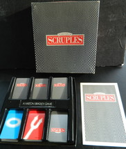 A Question of Scruples Game-Complete - $16.00