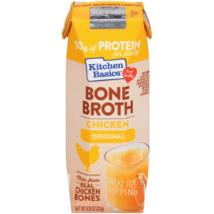 Kitchen Basics Original Chicken Bone Broth, 8.25 oz (Case of 12) - $30.89
