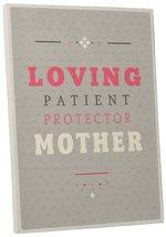 "Pingo World 0108QCOQ9AG ""Loving Mother"" Inspirational Motivational Happiness Quo - $54.40"
