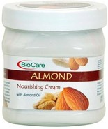 Bio care Almond Nourishing Cream Face And Body Cream (500 ml) Free Shiping - $26.72