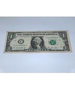2013 Dollaro Bill US Banca Nota Periodo Anno Compleanno 1913 5586 Decora... - $13.91