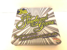 The Newlywed Game DVD Edition Home Game Party Game for 1 to 4 Couples -Tin Box - $19.99
