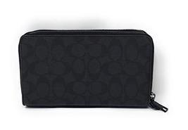 Coach Double Zip Travel Organizer BLACK/BLACK/OXBLOOD F25528 - $163.35