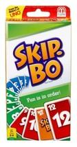 Skip Bo card game mattel - sealed cards - 3 sealed decks- new - $14.49