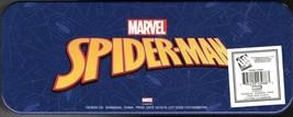 Marvel Spider-Man - Metal Tin Case Pencil Box Storage v1 - $9.89