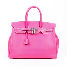 Hermes Birkin 35 Rose Tyrien Epsom Bag - $9,510.00