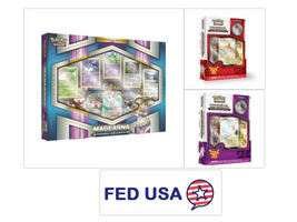 Magearna Mythical Collection + Mew & Victini Pokemon Generations Booster Boxes - $68.95