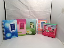 NEW Barbour Publishing Set of 4 Journals w Calendar