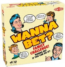 Wanna Bet? Game - $26.15