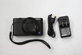 Sony Cyber-Shot DSC-RX100 20.2MP Camera /w Carrying Case - €275,95 EUR