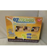 EZ Moves Furniture Moving System DIY Lifter Tool Bar 8 Slides Movers All... - $46.49