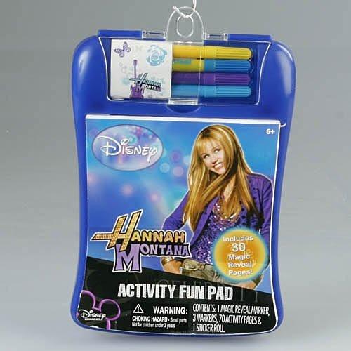 Hannah Montana Activity Fun Pad