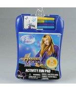 Hannah Montana Activity Fun Pad - $5.44