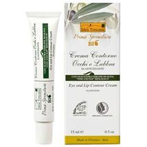Idea Toscana Bio-Organic Extra Virgin Oil Eye & Lip Contour Cream 15 ml ... - $35.99