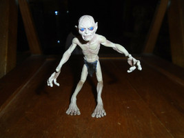 Lord of the Rings-Gollum with snarling grin - $3.09