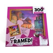 MasterPieces Colors Of Venice Framed MINI 300 PCS Puzzle Complete - $9.91