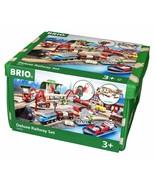 Deluxe Railway Set BRIO 33052 - $387.99