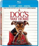 A Dog's Way Home [Blu-ray] [Blu-ray] - $7.80