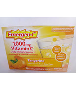 Emergen-C 1,000 mg Vitamin C Tangerine 30 Packets {VS-E} - $14.96