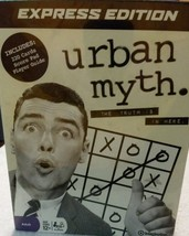 NEW SEALED URBAN MYTH EXPRESS EDITION IMAGINATION BOARD GAME TRUTH IS IN... - $13.62